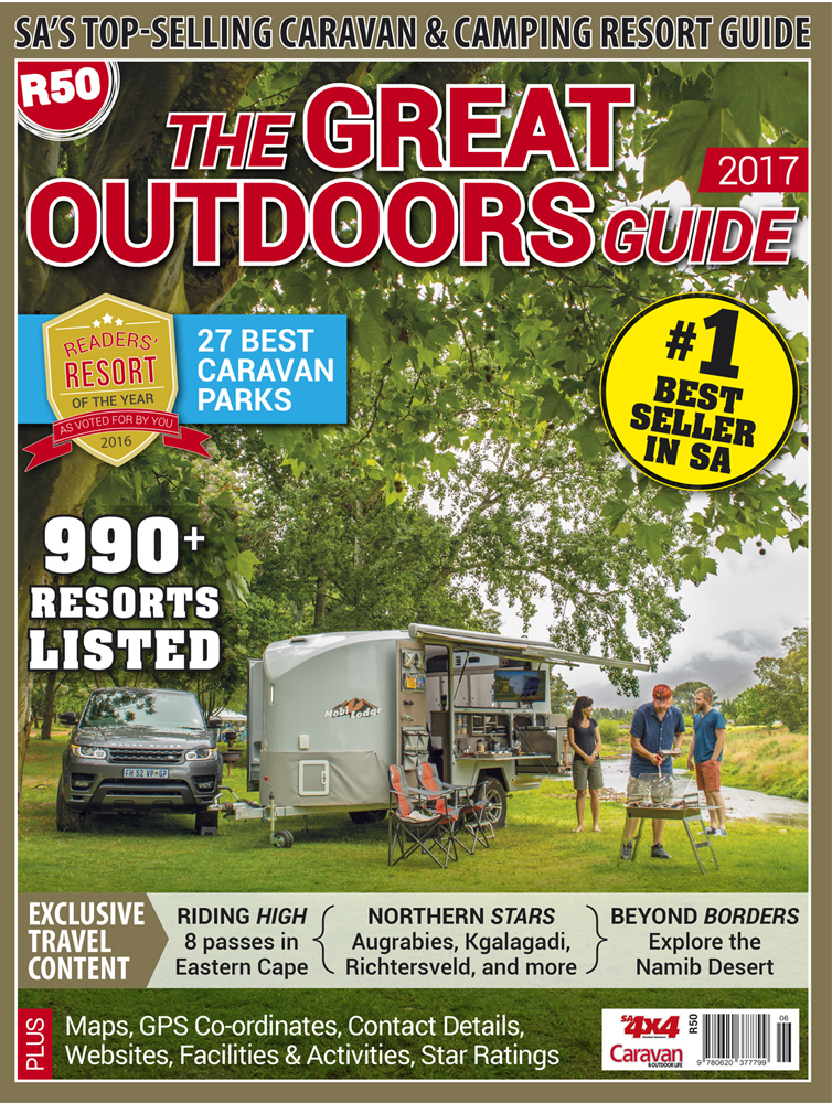 Great Outdoors Guide 2016